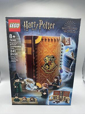 LEGO Harry Potter Hogwarts Moment: Transfiguration Class ...