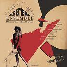 Rescued Treasure: Live at Gorki, Berlin [Digipak] by Semer Ensemble (Berlin Yiddish Music) (CD, Jun-2016, Piranha)