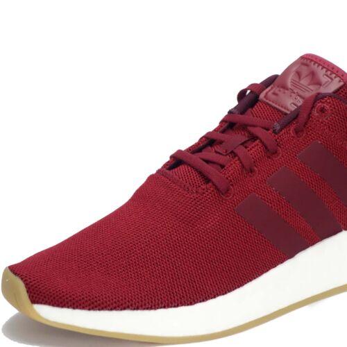 Bordeaux marron Chaussures Adidas Homme Originals Nmd r2 En wnAUBT