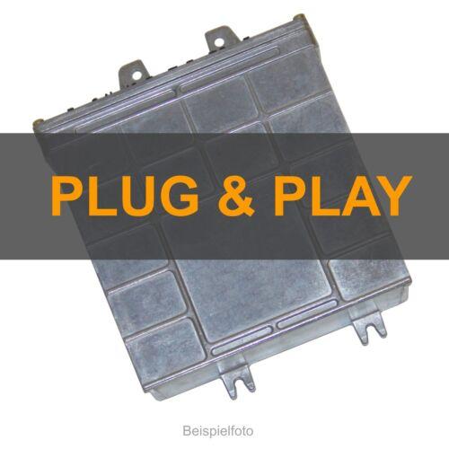 IMMO FREE Plug/&Play Audi A4 1,8 Motorsteuergerät ECU 8D0907557C IMMO OFF
