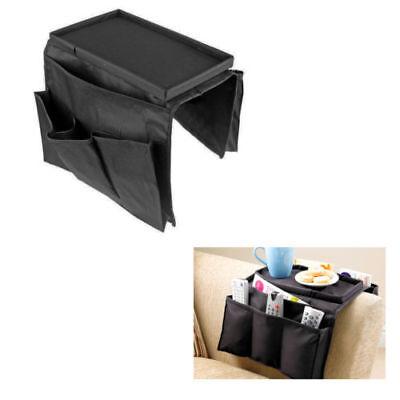 Super Sofa Organizer Armrest Tray 6 Pockets Storage Caddy Remote Control Holder Couch Ebay Lamtechconsult Wood Chair Design Ideas Lamtechconsultcom