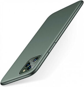 TORRAS-Ultra-Thin-Slim-iPhone-11-PRO-Max-Case-Cover-with-Midnight-Greeen