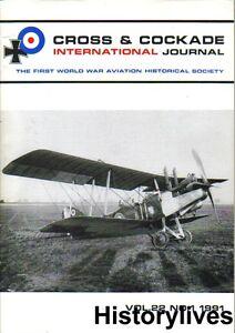 Cross-amp-Cockade-V-22-N-1-De-Havilland-DH2-Pusher-Scout-Italian-Ace-Pessi-Parvis
