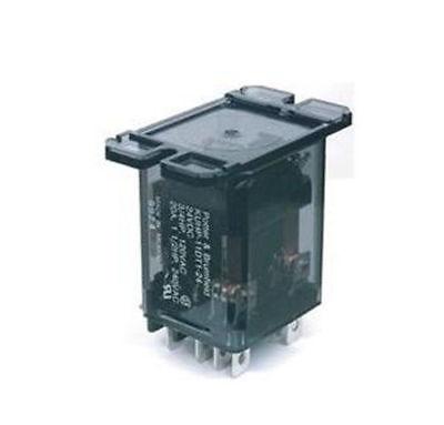 Stycznik,przekaźnik,rozrusznik Przekaźniki Plug In Relay Tyco TE Potter & Brumfield DPDT 20A 240V KUHP-11A51-240 NEW