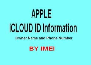 Details about Apple iCLOUD Owner ID Info (Owner Name + Phone) by IMEI /  T-MOBILE USA only !!