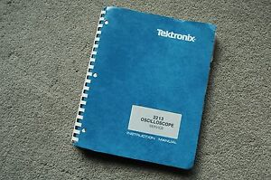 8f257c50fe0115 Image is loading Tektronix-2213-Original-Service-Manual-with-all-Schematic-