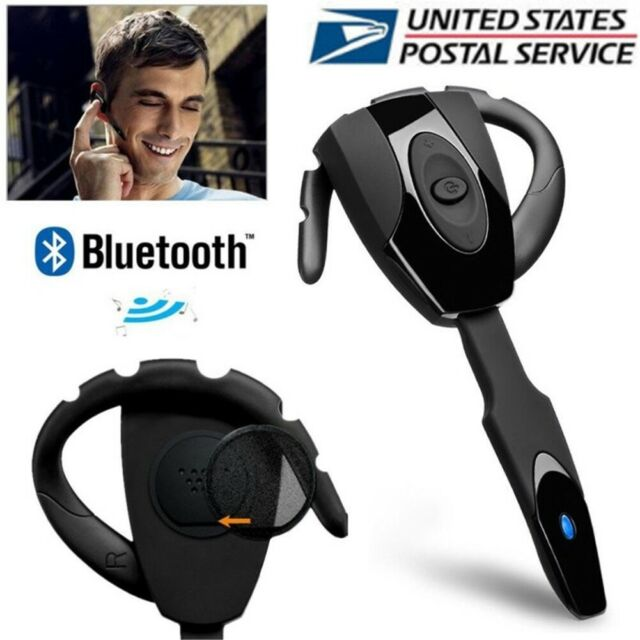Hands-Free Bluetooth Wireless Headset Sports Earbuds Earpiece w/ Mic for  Samsung