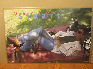 Vintage-1993-Marty-Stuart-poster-country-music-singer-4227