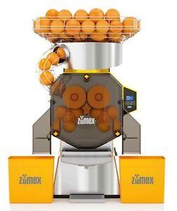 Zumex Speed Pro Juicer Amp Tank Podium Demo Model Reduced