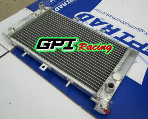 Silicone alloy radiator Polaris Outlaw 450//525 S//MXR//IRS ATV//Quad 2007-2011 2008