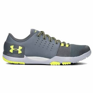 Under Armour Mens Limitless TR 3.0 Training Gym Fitness Shoe Grey Sports