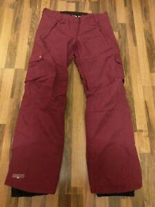 WOMEN-039-S-Snowboard-Pantaloni-Taglia-XL-Nike-Londra-268