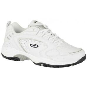 Hi-Tec-BLAST-LITE-XL-Mens-Casual-Walk-Lightweight-Lace-Up-Trainers-White-Navy