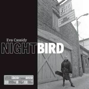 Eva-Cassidy-Nightbird-2cd-DVD-Limited-Edizione-Nuovo-CD-DVD