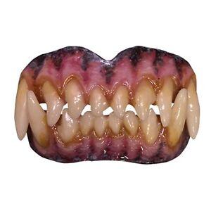 Adult-Teen-Wolf-Werewolf-Supernatural-Fangs-Prosthetic-Halloween-Costume-Teeth