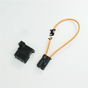 Tyco most fiber optic loop male connector for audi bmw for Mercedes benz electrical connectors