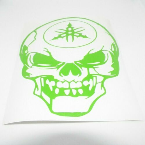 yamaha skull sticker vinyl decal for car and others
