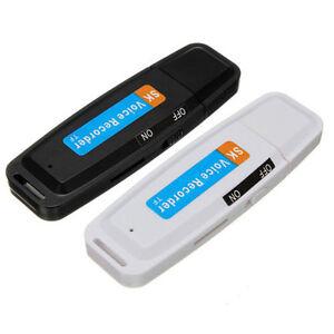 Mini-Digital-Spy-Audio-Voice-Activated-Recorder-Dictaphone-2GB-Flash-U-Disk