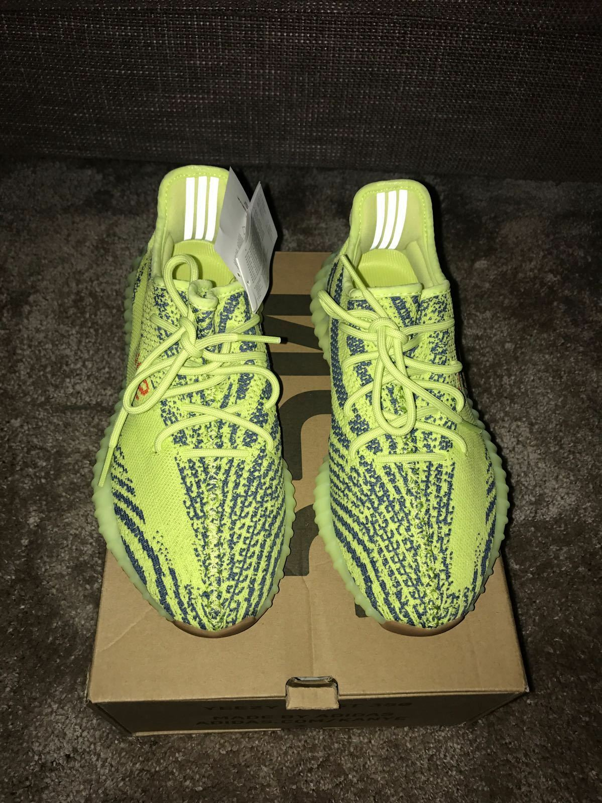 Adidas Yeezy Boost 350 V2 FROZEN YELLOW Comfortable