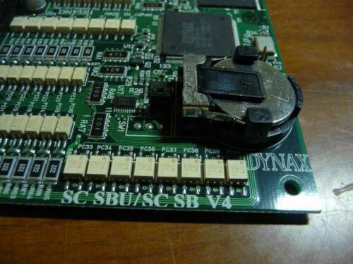 Dynax SC SBU//SC SB V4 DNF5311 Board
