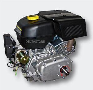 Motore a scoppio 4t 13hp kart avv elettrico e frizione - Dsg 7 marce bagno d olio ...