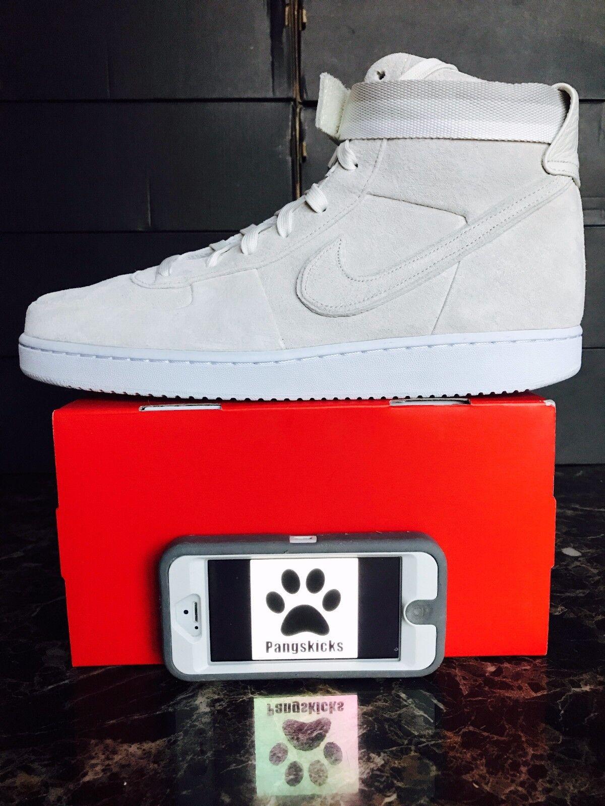 Nike Vandal High Premium John Elliott Sail White AH7171-101 Size 6-10