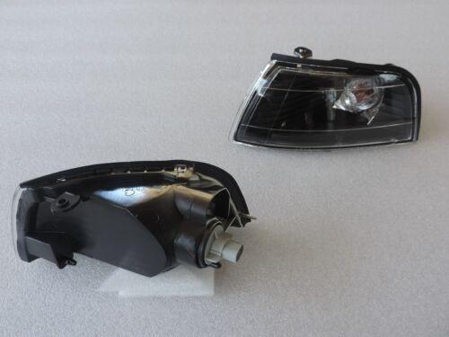 Black Corner Lights For Mitsubishi Lancer Virage Mirage EVO 5 6 V Vi 4Dr L97J