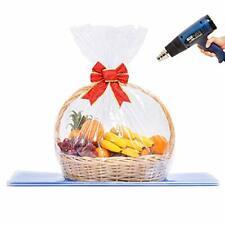 Lazyme Easter Basket Cellophane Shrink Bags 24x30 Inchshrink Wrap Bags Large