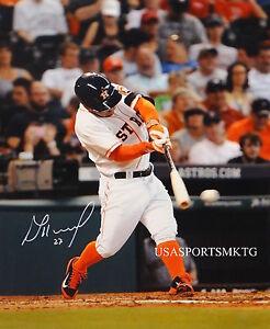 Houston-Astros-Jose-Altuve-Signed-8x10-Photo-Reprint-Autographed-RP