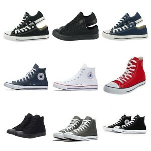 Converse-Mens-Womens-Trainers-Low-High-Tops-Chuck-Taylor-All-Star-Casual-Shoes