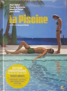 LA-PISCINE-DELON-ROMY-SHNEIDER-BLU-RAY-LIVRET-32-PAGES-NEUF-SOUS-CELLOPHANE