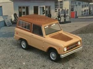 1st Generation 1966 - 1977 Ford Bronco 4x4 Hard Top SUV 1 ...
