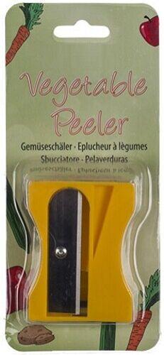 """2x Kunststoff-Gemüseschäler Spiralschneider Gemüse-Schneider /""""Anspitzer/"""" ca 8cm"""