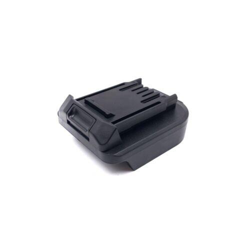 Für Makita Batterieadapter 18V Konverter für Worx WU172 WU185 Akku-Adapter Tool