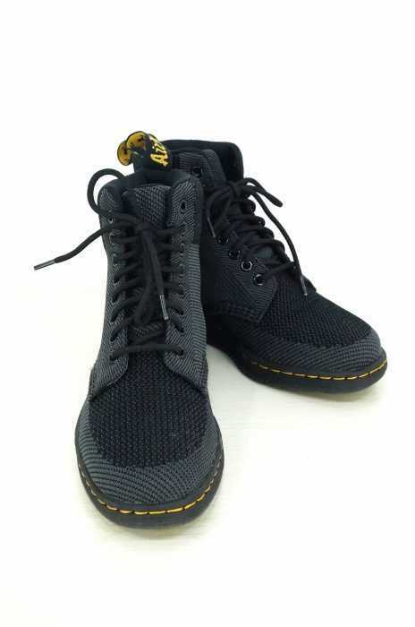 Man/Woman Dr.Martens WOMEN's Boots Black Rich design Stylish and charming Authentic guarantee