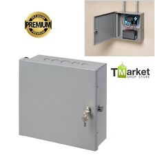 Enclosure Junction Box Electronic Equipment Electrical Wall Cabinet Home Office