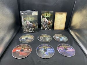 LORD OF THE RINGS BATTLE FOR MIDDLE OF EARTH II COMPLETE W/ KEY PC CD-ROM GAME