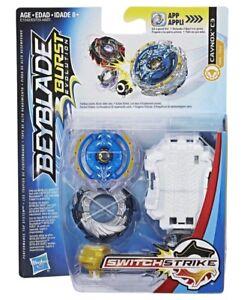 Hasbro-Beyblade-Burst-Evolution-SwitchStrike-Caynox-C3-AKA-Deep-Chaos-US-Seller