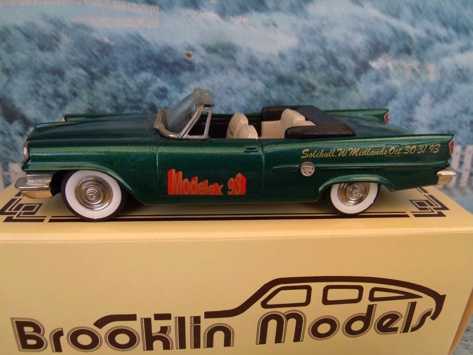 1/43 Brooklin models 1959 Chrysler 300E 300E 300E  Modelex 93  October 1993 6d3a78