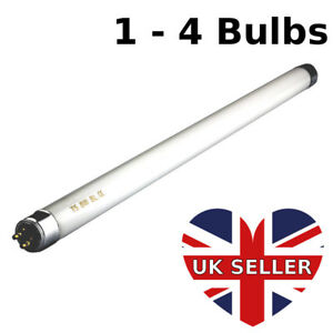 AgréAble T5 8 W Uv Tubes Ampoule Pour 16 W Fly Zapper Insect Bug Tueurs (taille 12 In (environ 30.48 Cm) - 300 Mm)-afficher Le Titre D'origine Marchandises De Proximité
