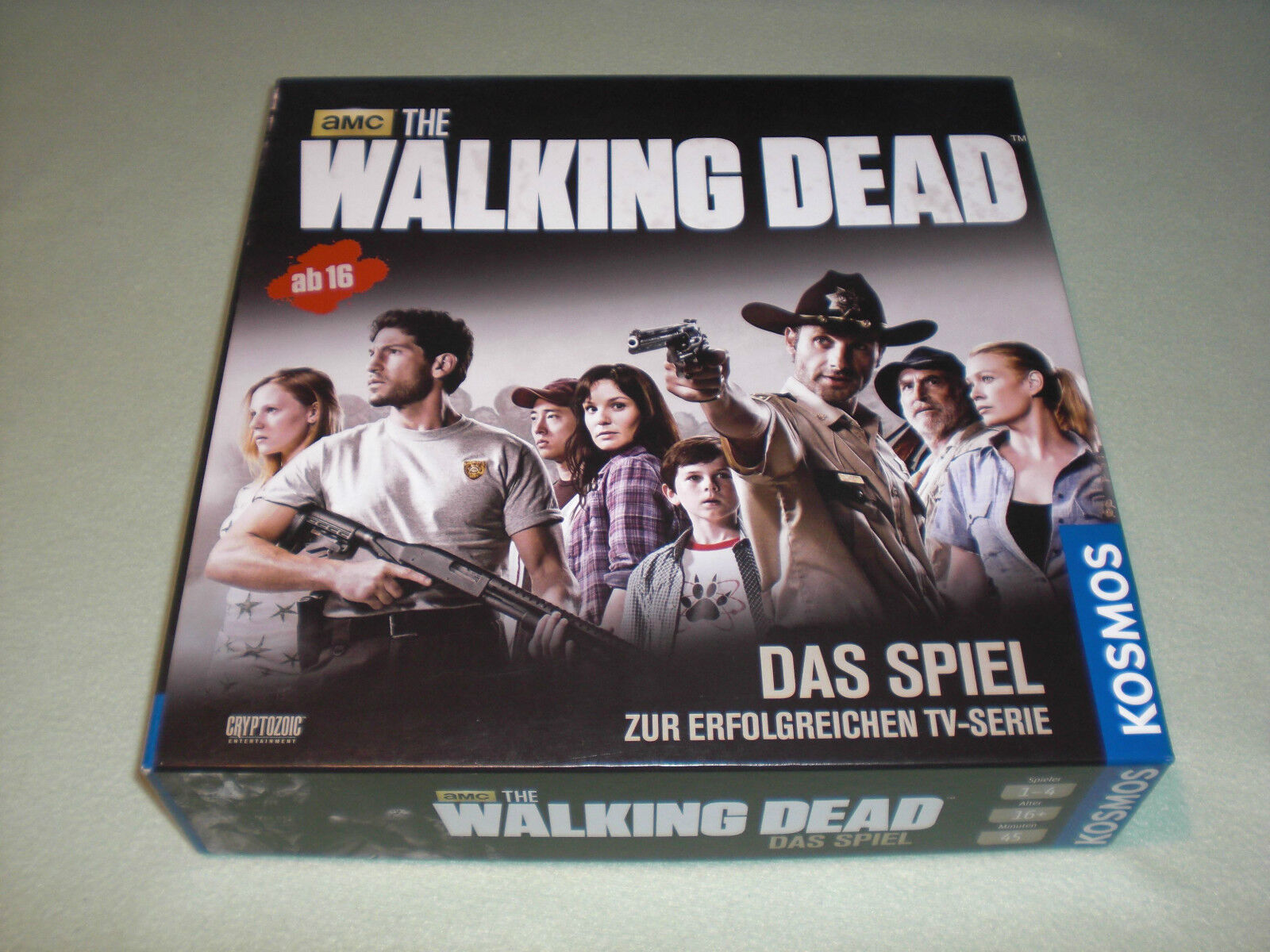 Amc The Walking Dead - Das Spiel - Kosmos Brettspiel - Top