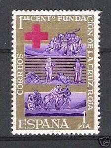 Spagna-Spagna-Edifil-1534-MNH-Set-Croce-Rossa