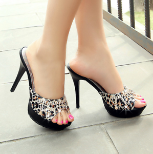 Womens-High-Heel-Leopard-Print-Open-Toe-Fashion-Slippers-Shoes-Stiletto-Sandals