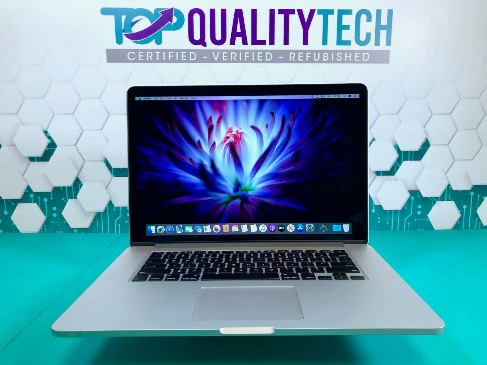 EXCELLENT Apple MacBook Pro 15 RETINA / 1TB SSD / 16GB / 3YR WARRANTY / GRAY. Buy it now for 1299.00