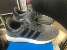 finest selection 3fee4 f918a ADIDAS ORIGINALS INIKI RUNNER GREY BLACK WHITE BY9732 MENS SNEAKERS SHOES  Size 8