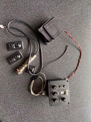 Guitar pickupsystem, Andet mærke Shadow SH 4030A