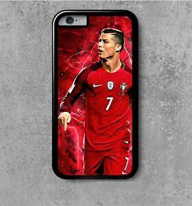 Détails sur coque iphone 4/5/6/7/8/10/11/12 cristiano ronaldo portugal