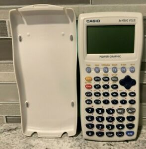 CASIO-FX-9750G-PLUS-Power-Graphic-Graphing-Calculator-W-Cover-Free-Shipping