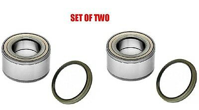 Toyota 4Runner 2WD Front Wheel Hub Bearings & Seals 1996-2002  SET OF TWO
