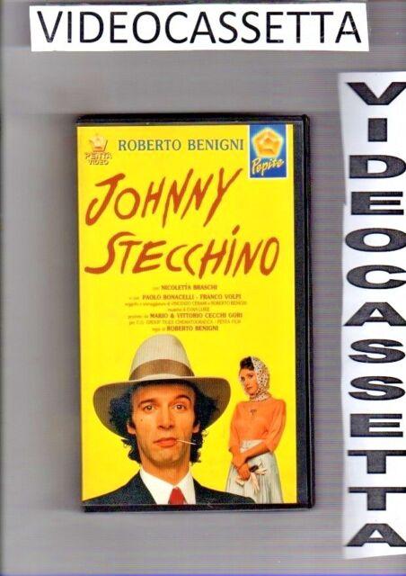 JOHNNY STECCHINO - VHS